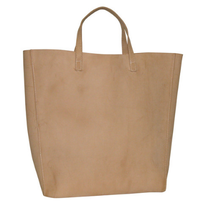 Simplicity Shopper Tote - Natural