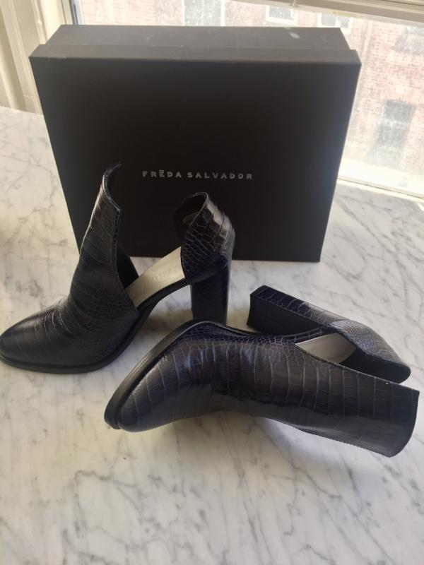 Freda-Salvador-Blue-Croc-Heels