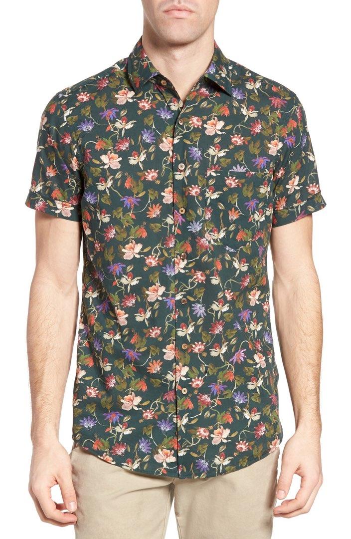 Rodd&Gunn Slim Fit Sport Shirt , $148