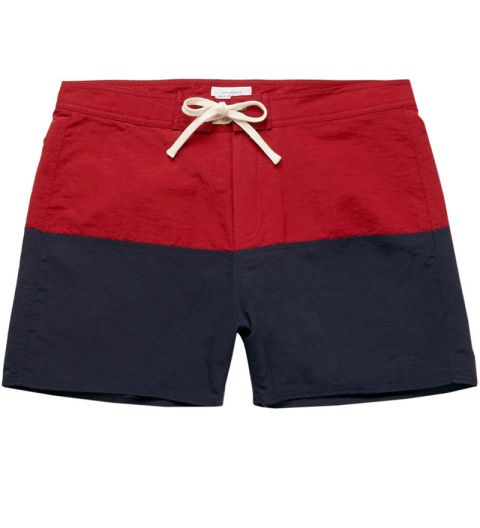 Saturdays NYC swim shorts, $85