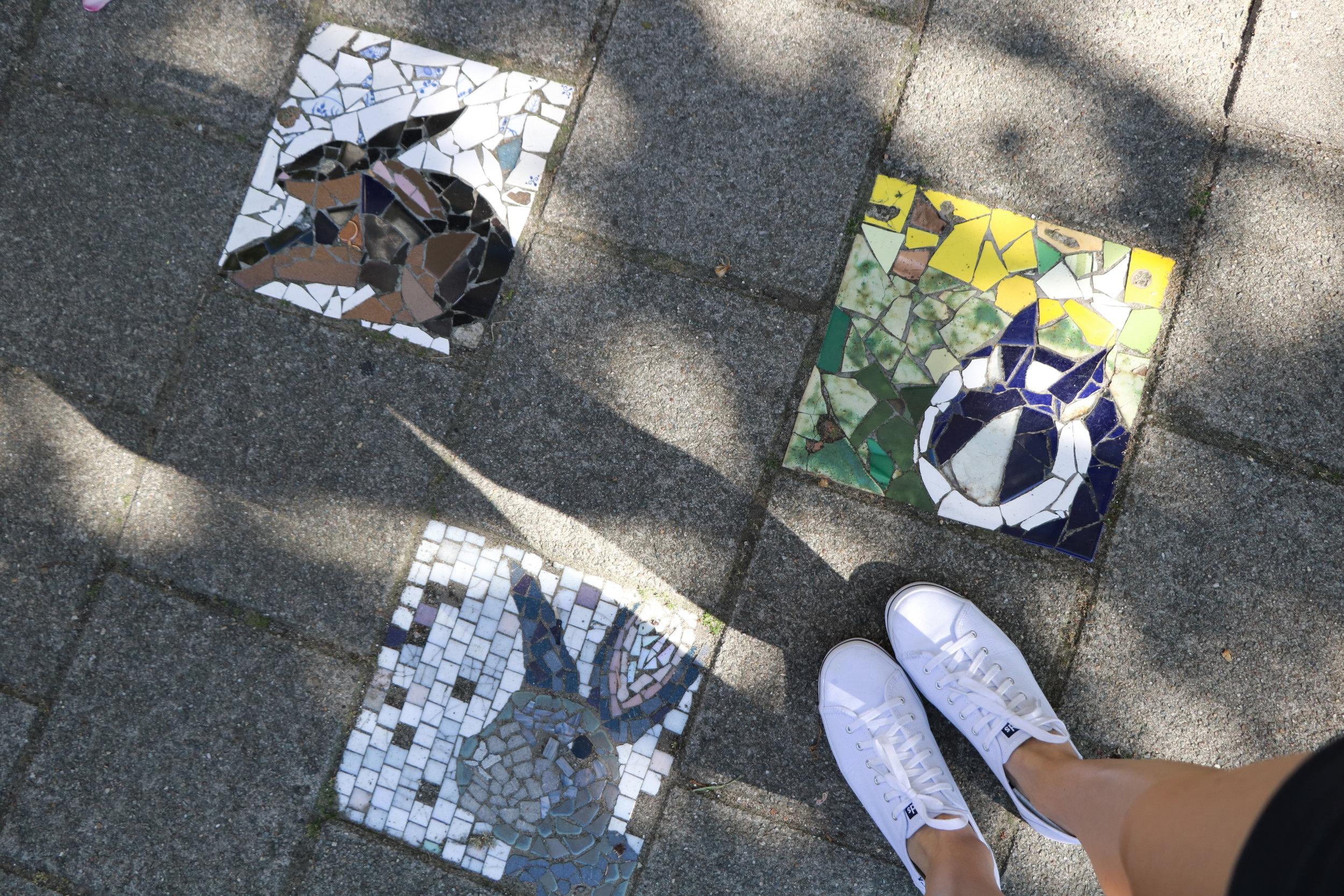 Amsterdam-bunny-mosaic