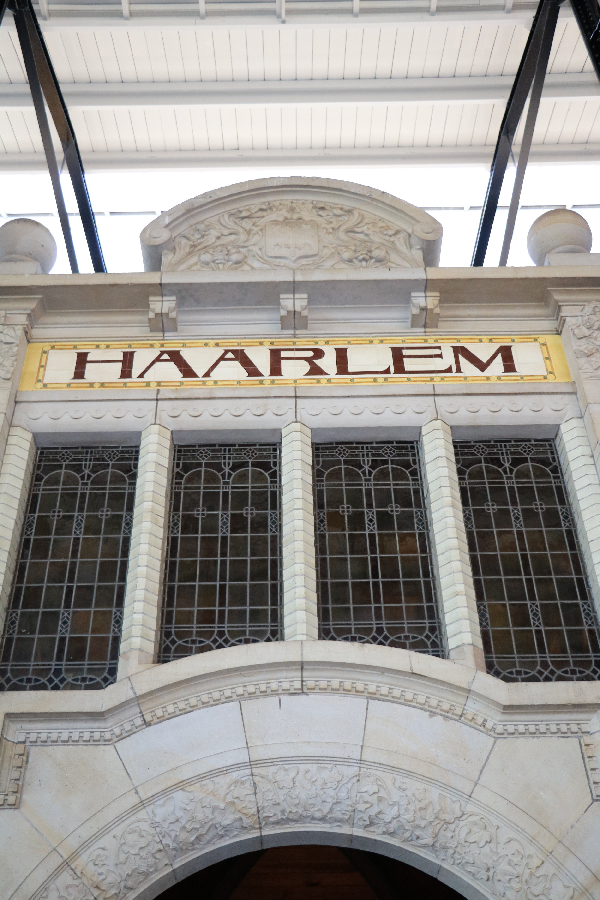 Haarlem-train-station