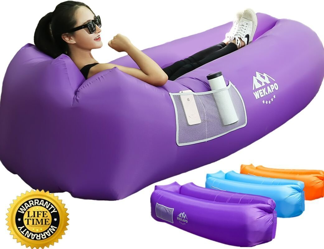 WEKAPO Inflatable Sofa, $33