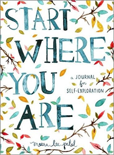 Start Where You Are Journal $13.06