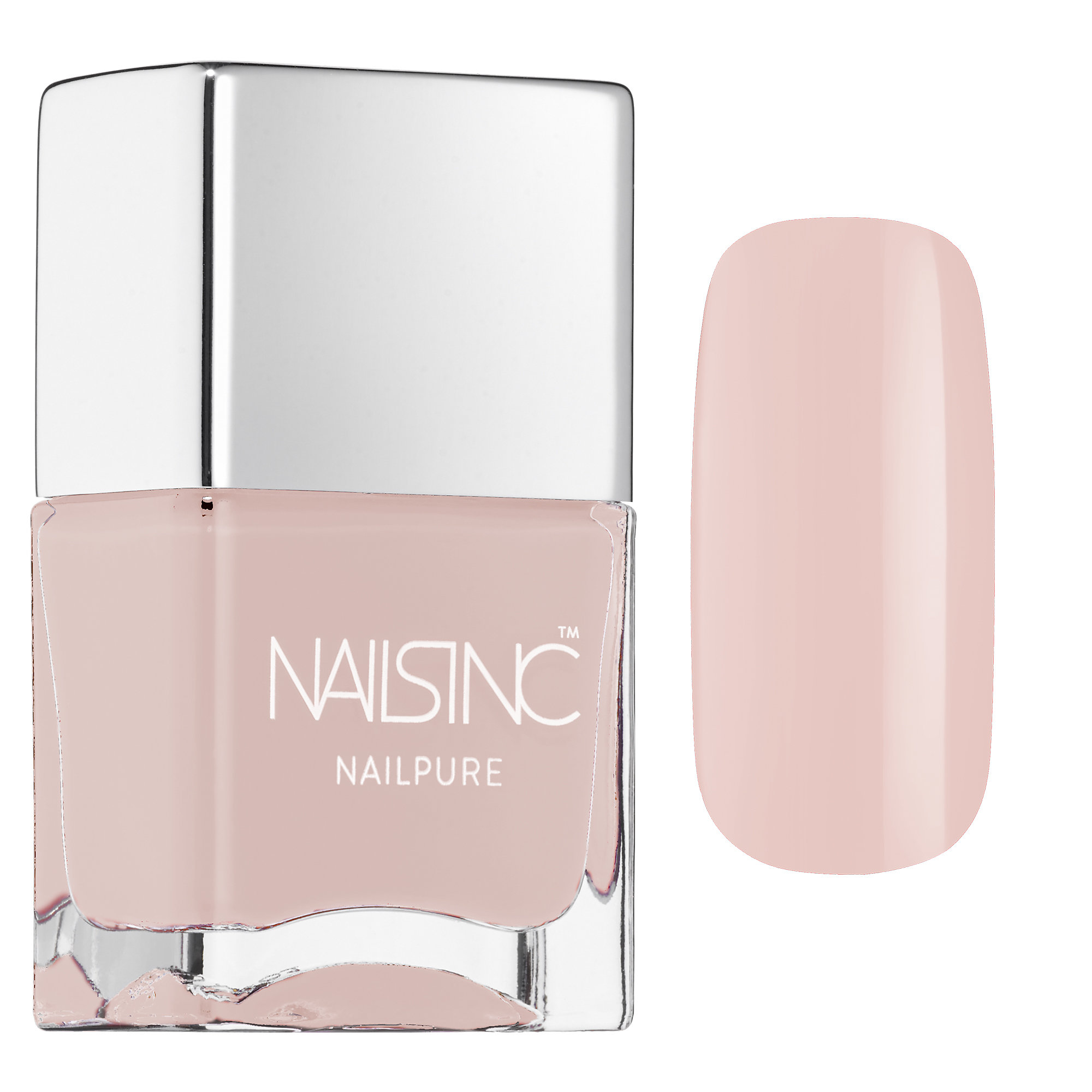 Nails Inc. Nail Pure polish