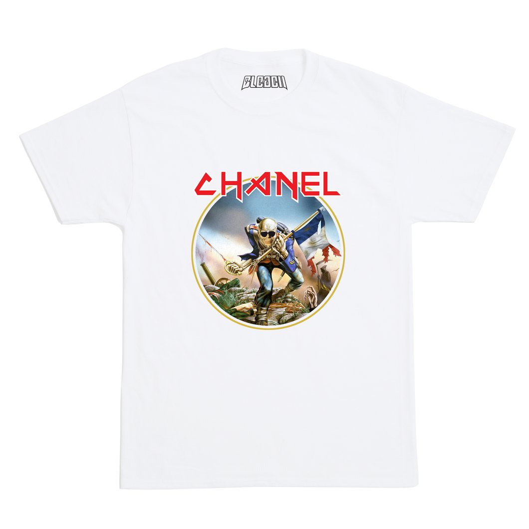 Bleached Good Chanel Tee