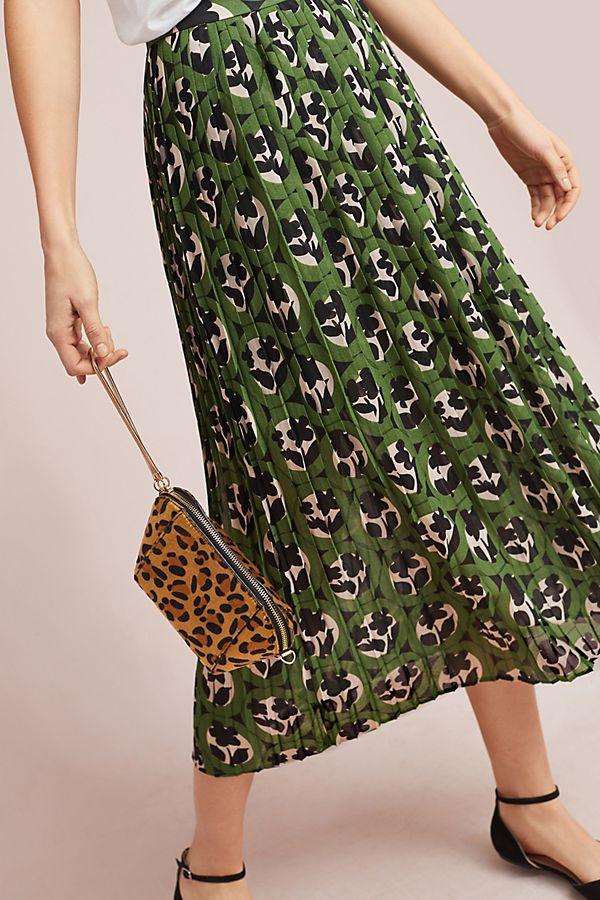 Mod Pleated Skirt $128