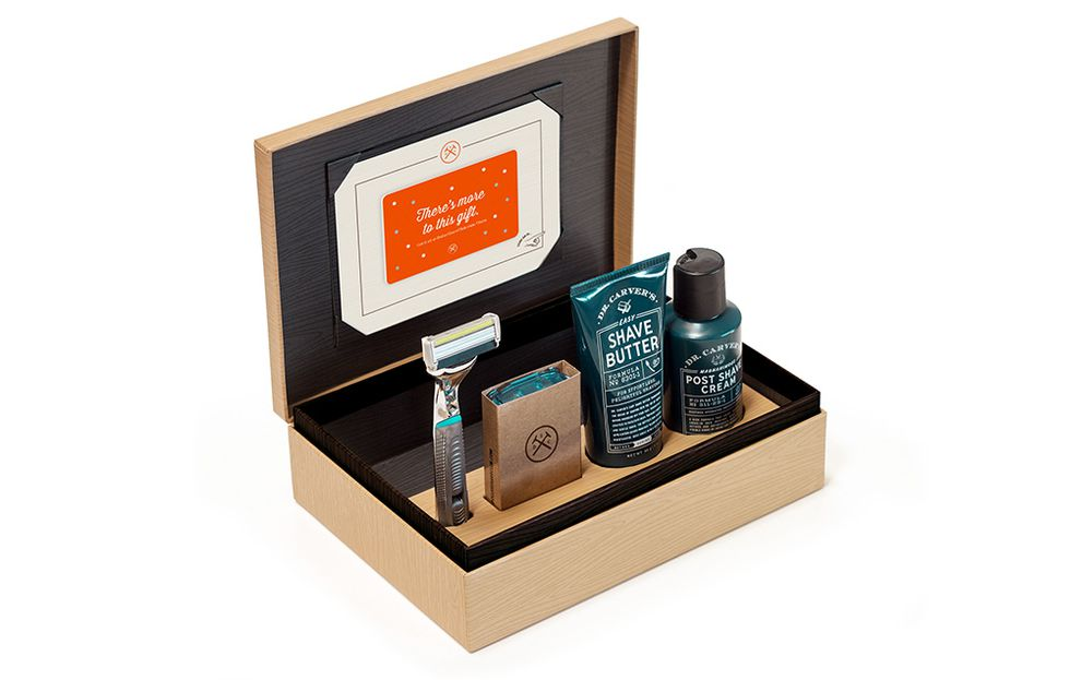 Dollar Shave Club. $45 for 3 months