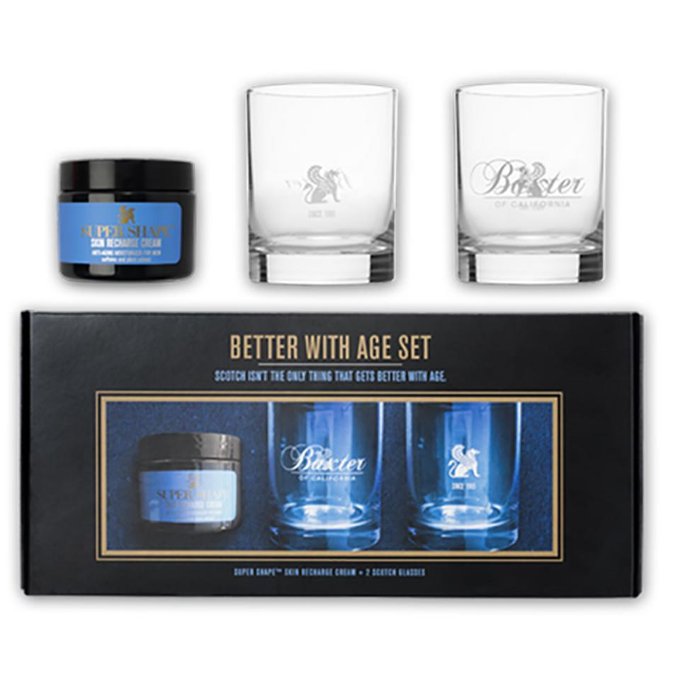 """Baxter """"Better With Age"""" Kit, $39"""