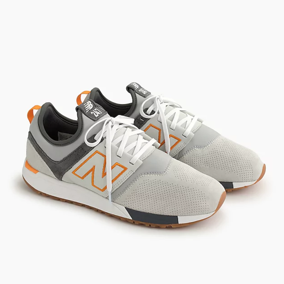 New Balance Luxe Sneakers, $100
