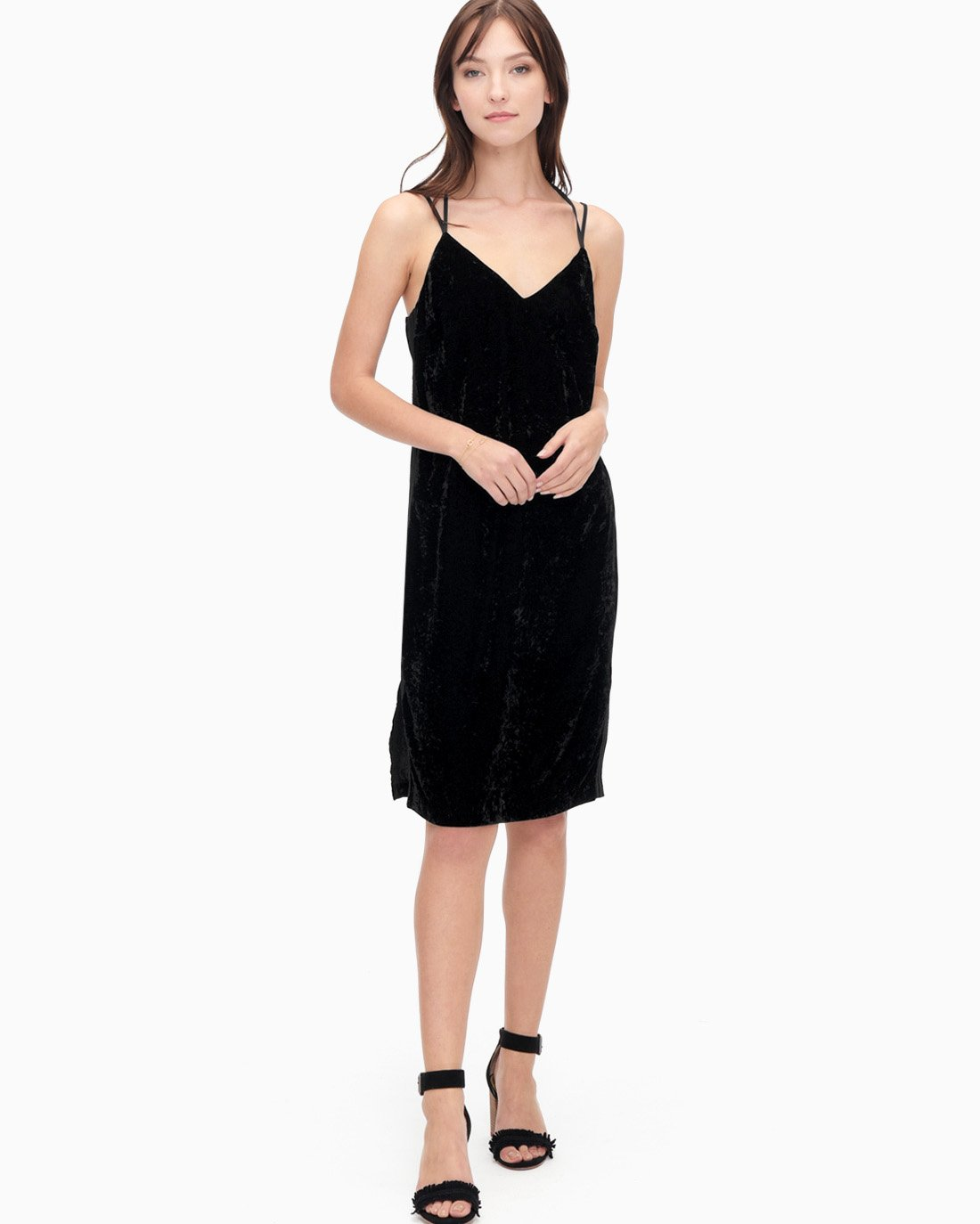 Splendid Velvet Slip Dress, $49 (on sale)