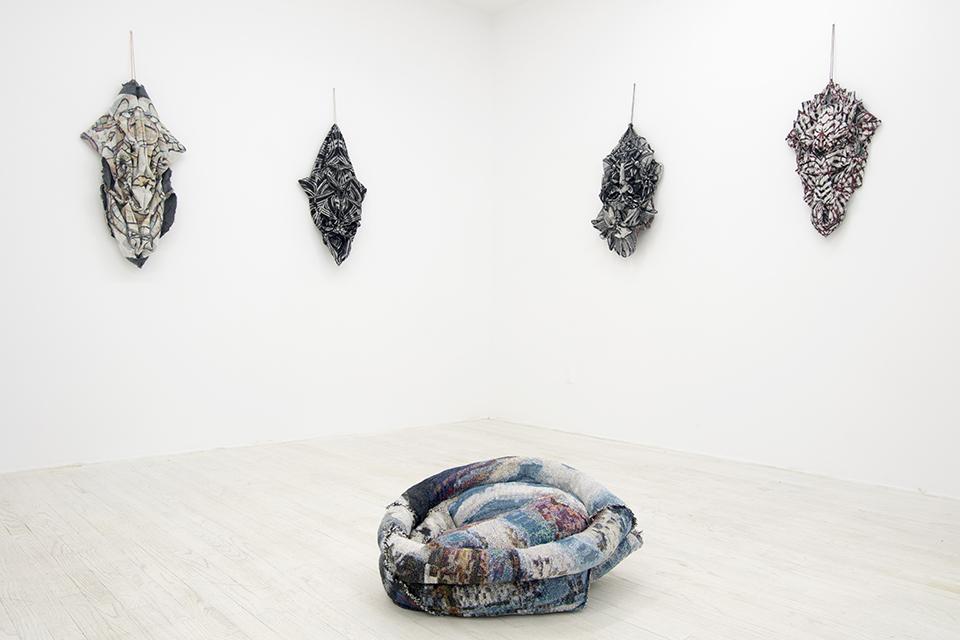 The Seer, Halsey McKay Gallery, East Hampton, NY, January 2016