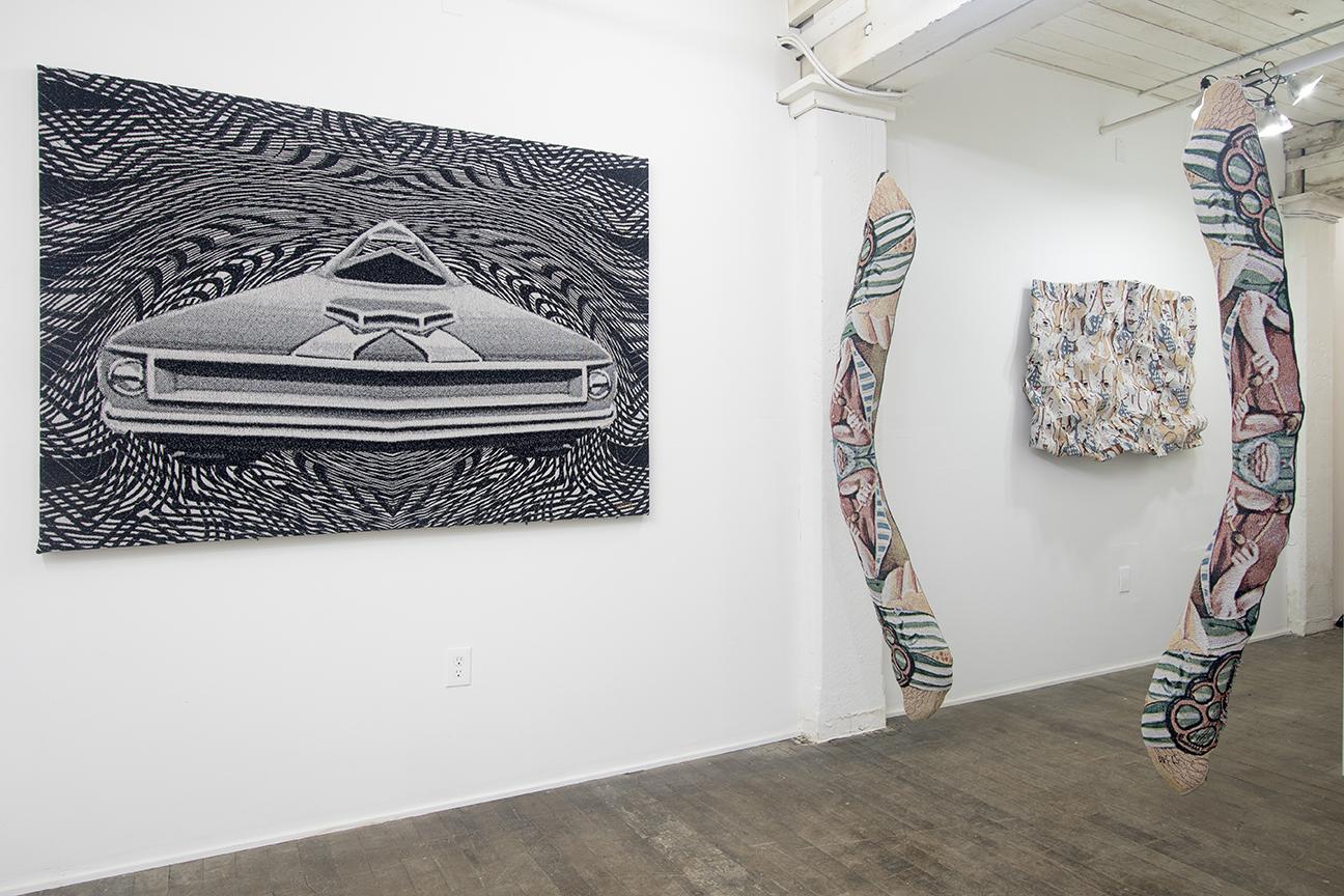 Seeing Backwards, Calico Gallery, Brooklyn, NY, May 2015