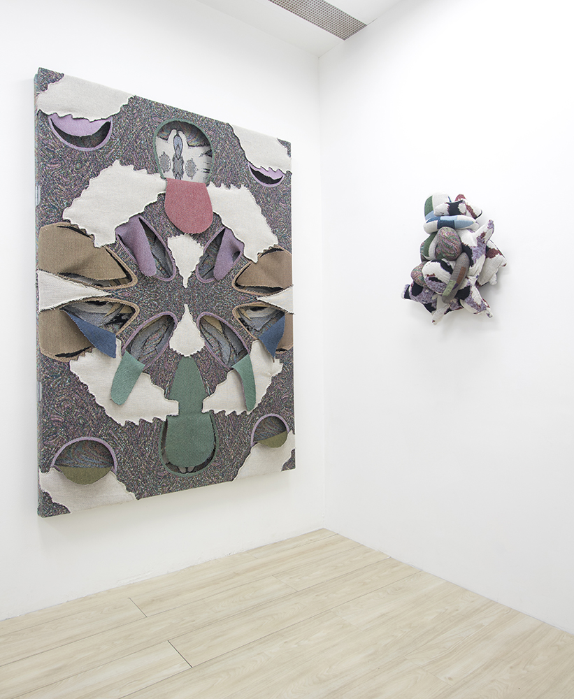 The Unseen, Halsey McKay Gallery space at 56 Henry St. NYC, NY