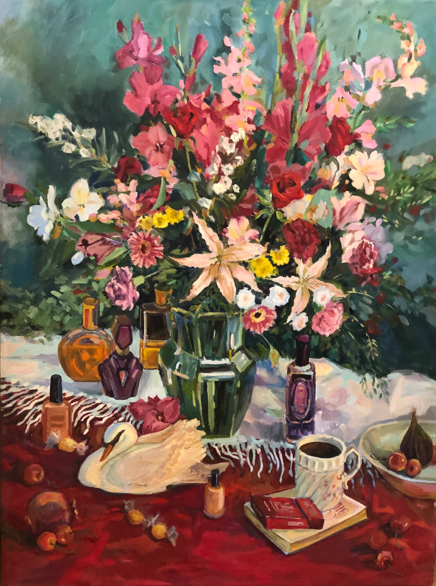 """Click to see larger image  Memories of Mom 