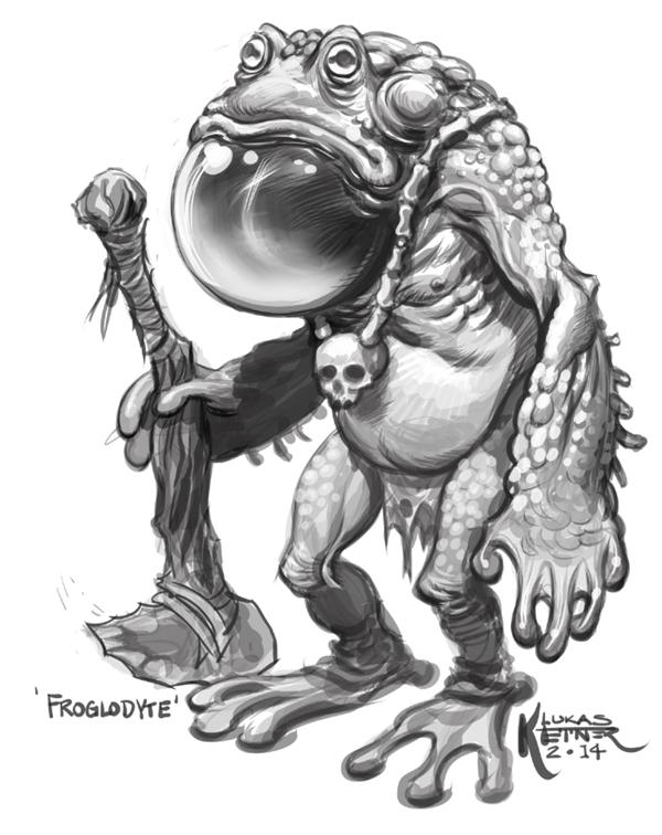 Froglodyte