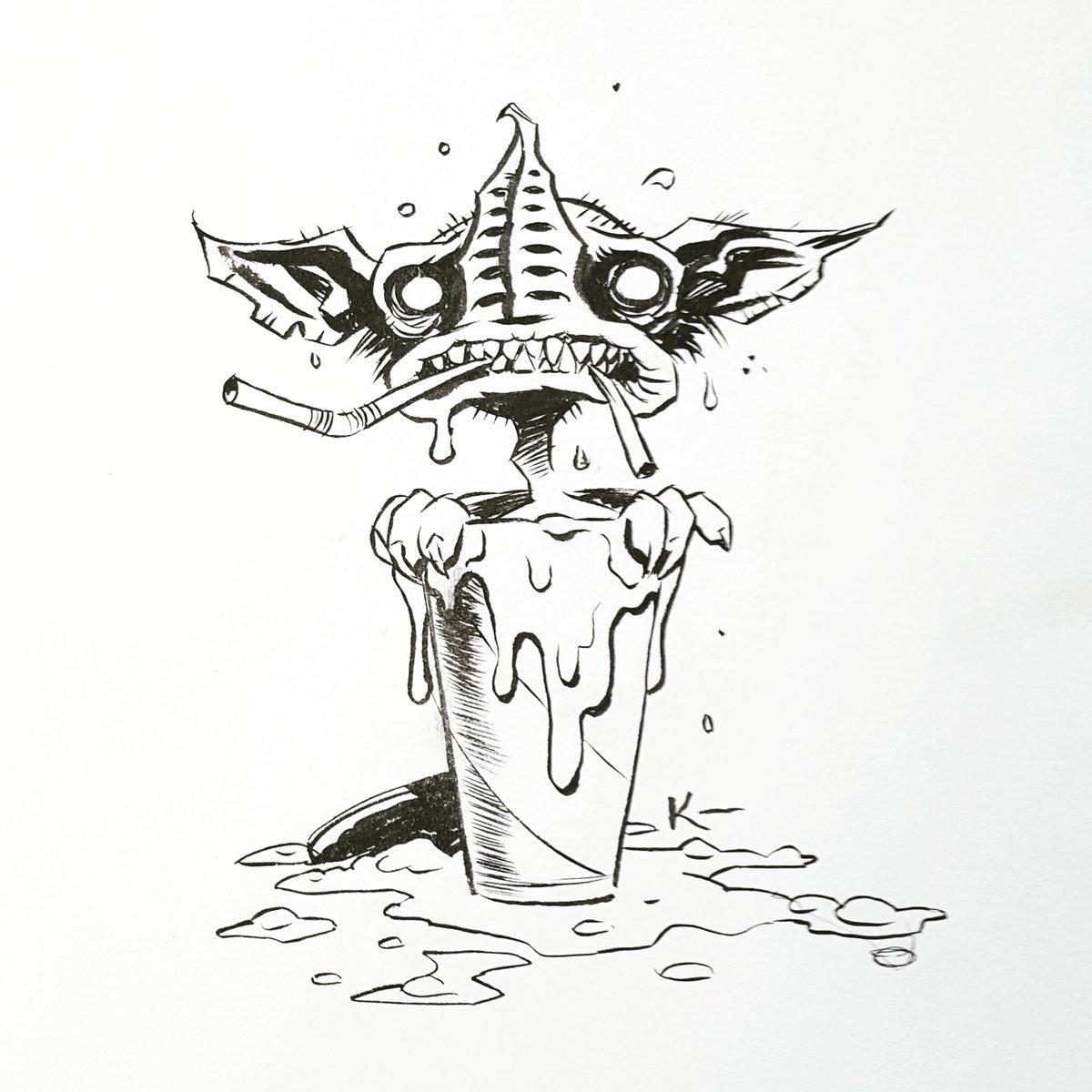 The Milkshake Demon