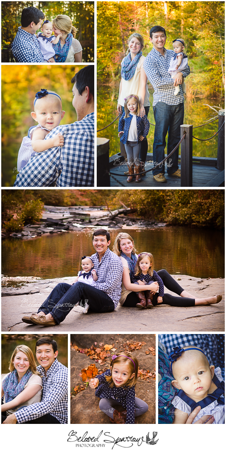 Peachtree City Professional Family Photographer
