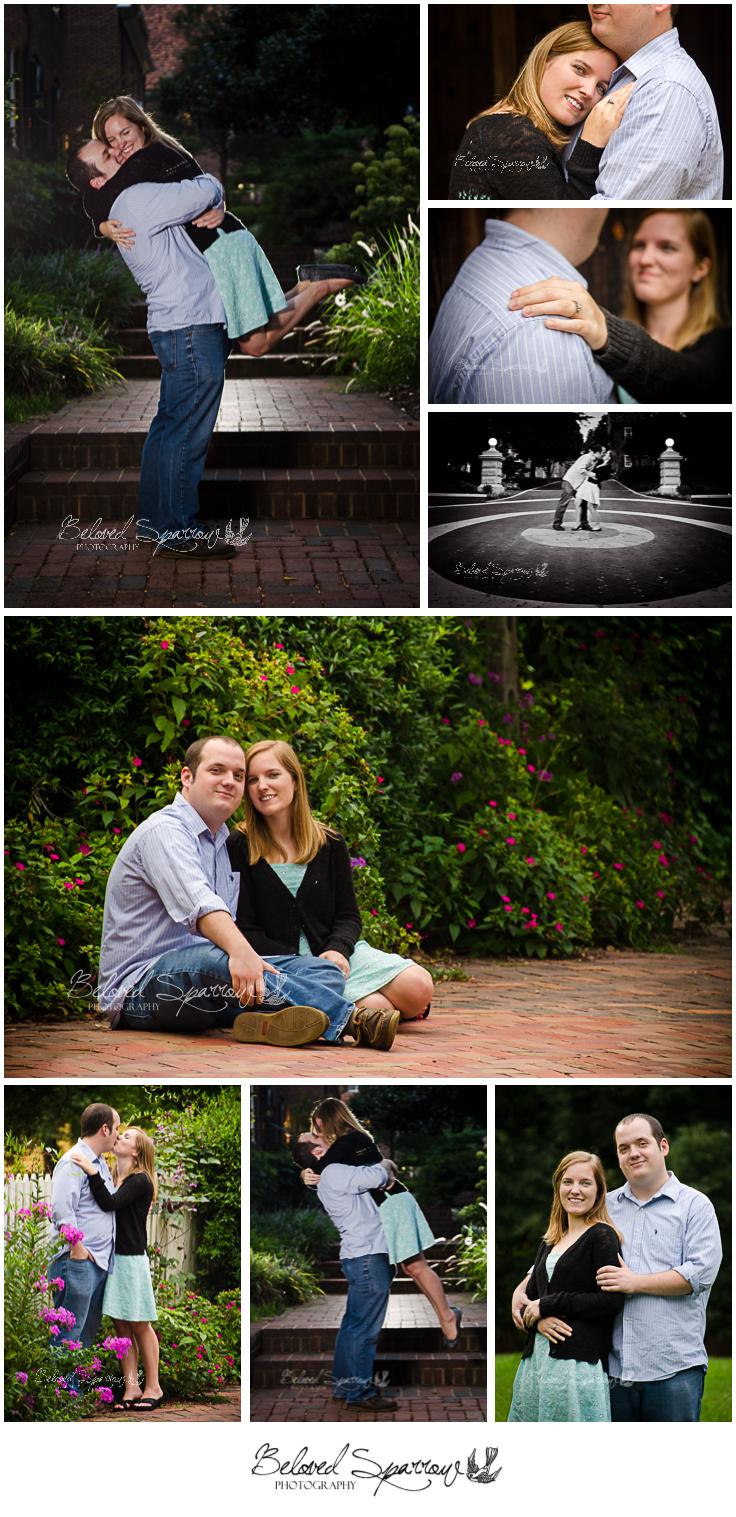 Peachtree City Engagement Photographer