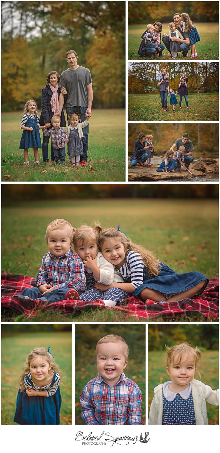 Jones Bridge Park Family pictures near Atlanta GA