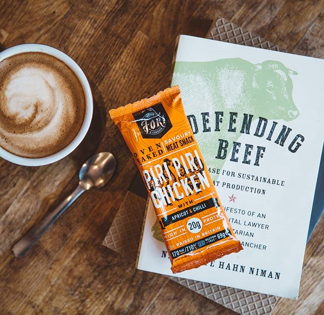 What's on your coffee table this afternoon?  Is beef farming really as bad for the planet and us as we're being told?! Its time to debunk some myths and widen our knowledge exploring the research and views of Hahn Niman's. Is it really all black and white?! We'll leave that to you to decide.