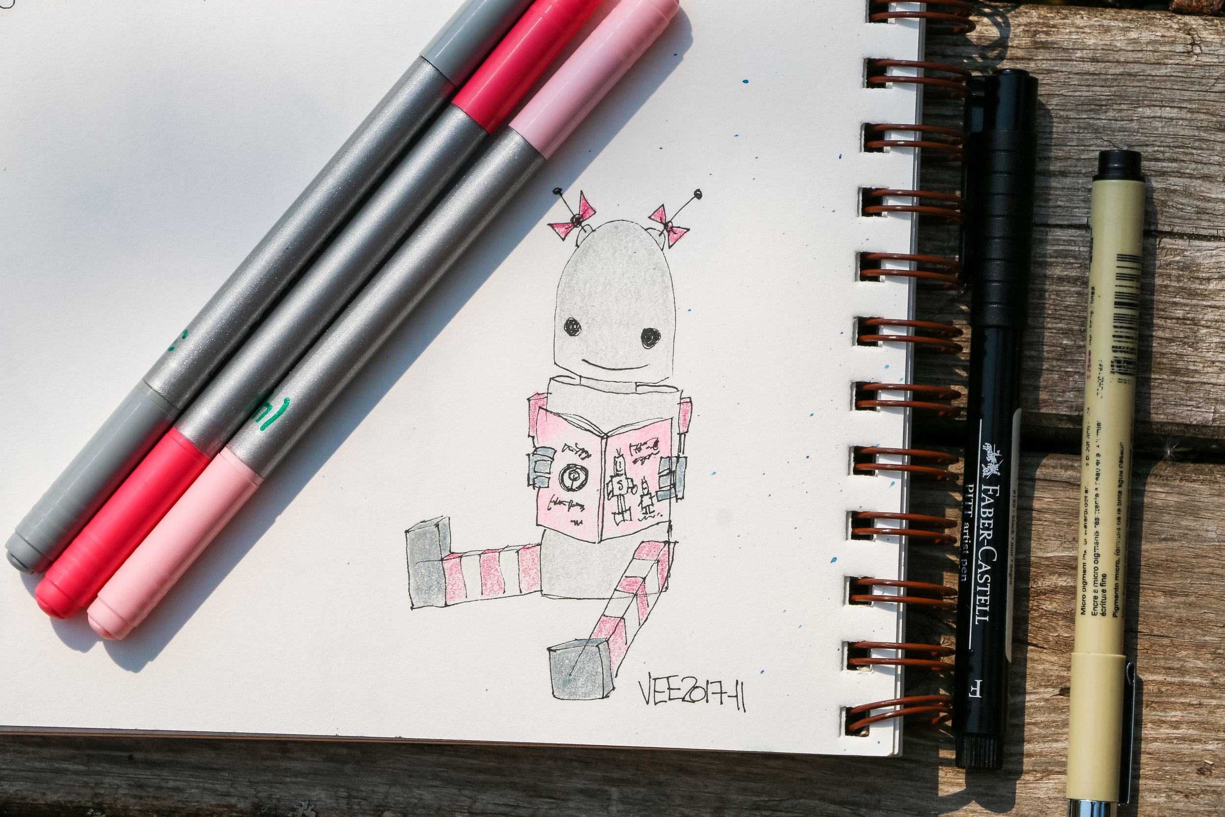 September 16, 2017 robot #9