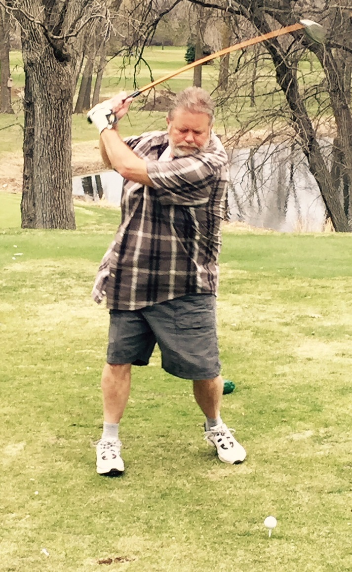 """""""Swing Doctor"""" Furch shows how it's done"""
