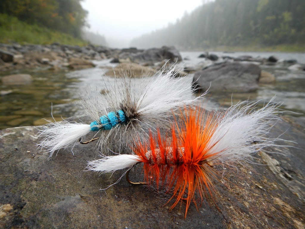 The Bonaventure is defiantly dry fly territory!