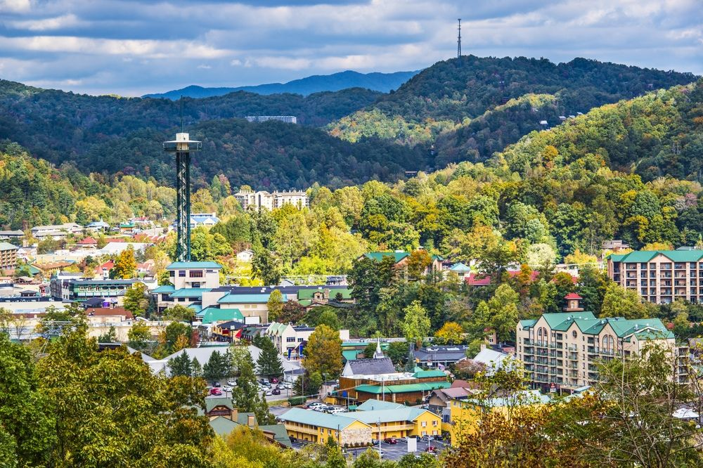 Walk to Gatlinburg Attractions  - Most Gatlinburg attractions are just a short walk on flat ground from the front door of the Redwood Retreat.