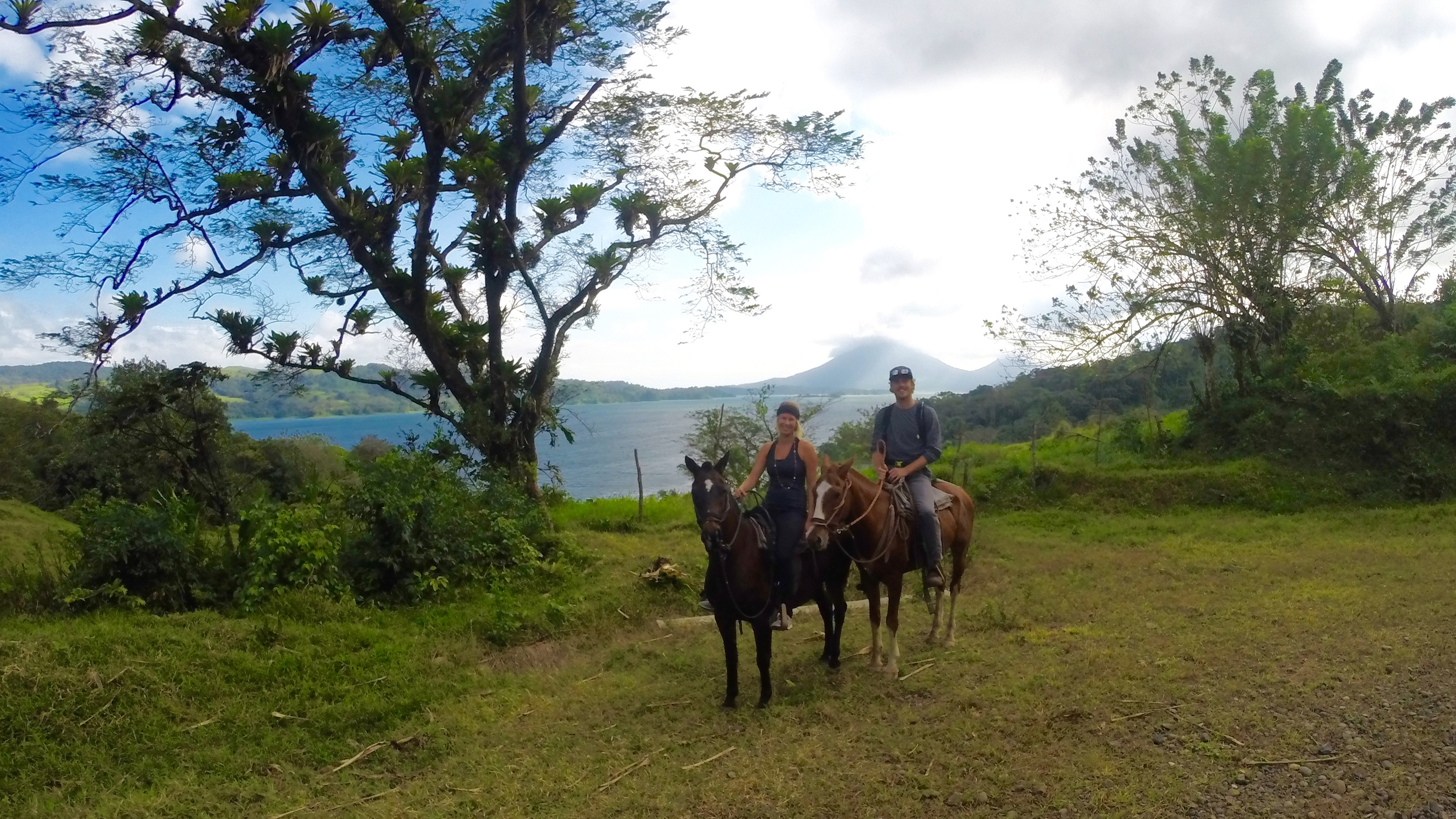 Horseback Riding through Costa Rica