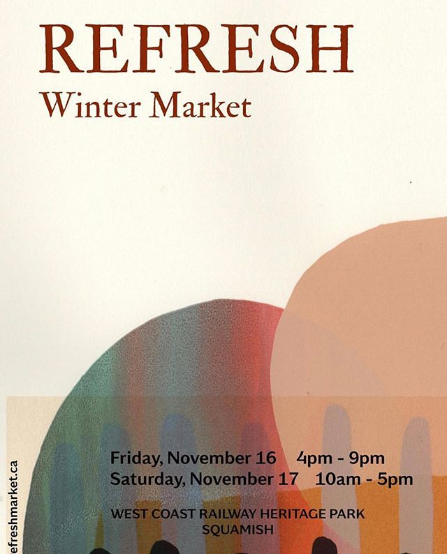 Refresh Market tonight (Fri Nov 16 4-9) and tomorrow (Sat Nov 17 10-5) my jewelry will be there at the @coastaldweller.shop table along with lots of other great brands!! Come say hi and start your Christmas shopping early!