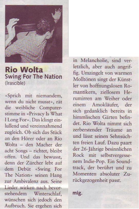 Loop Musikzeitung, Oktober 2015