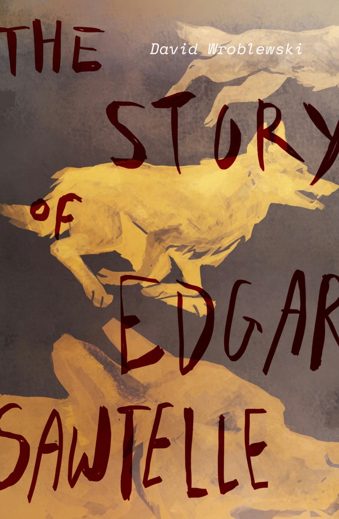 The Story of Edgar Sawtelle Book Jacket Art