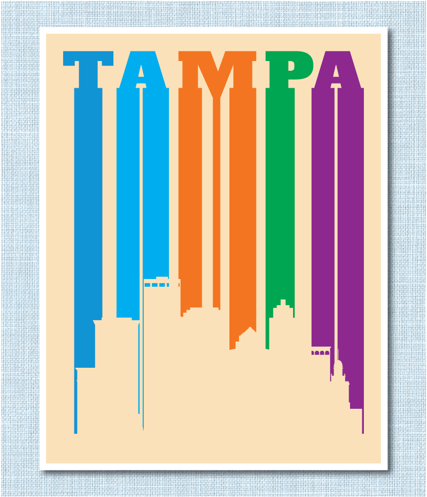 Tampa, FL is my first City of choice