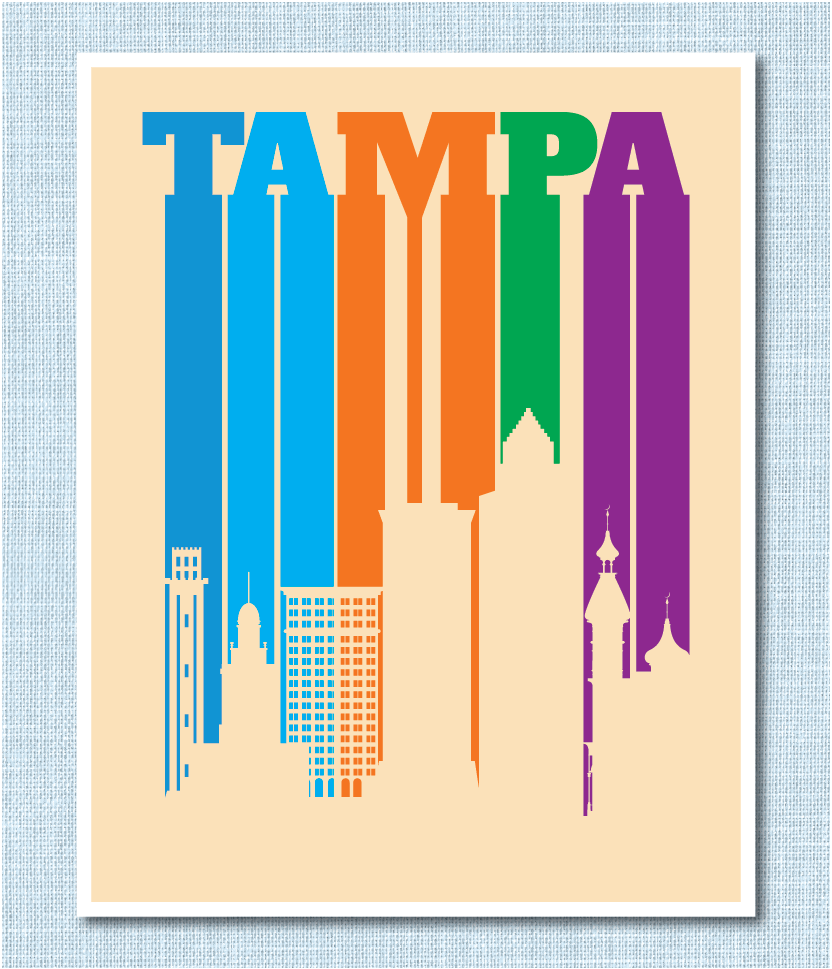Tampa, Fl Refined