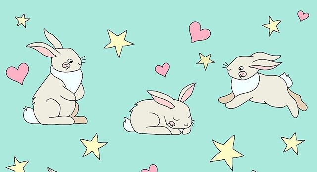 #rabbitrabbitrabbit #rabbit #happyseptember