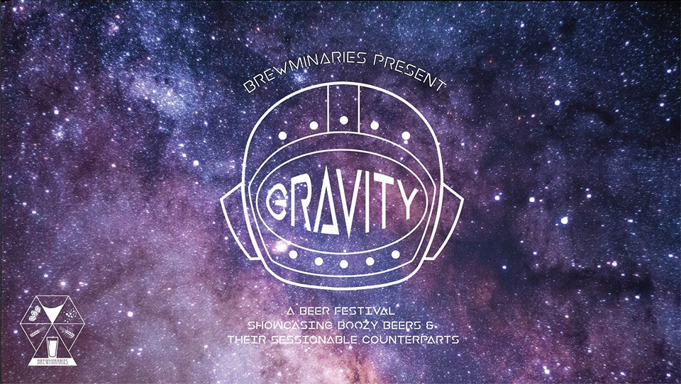 Tickets on sale now for Brewminaries Present: GRAVITY!     Join us Sunday October 13, 1-5pm at Berg'n to taste more than 30 beers made by some of the best homebrewers in NYC.