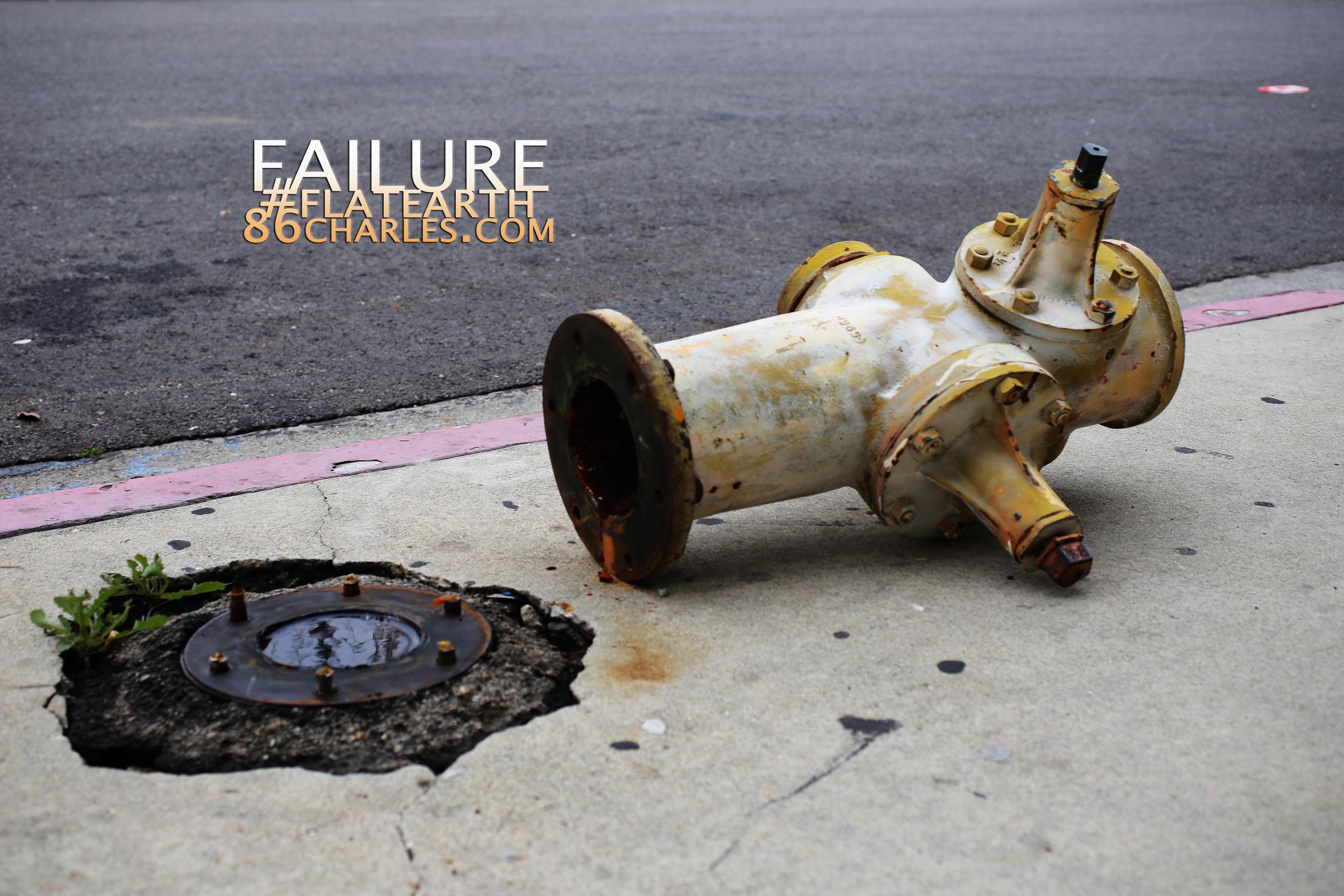 Failure #FlatEarth
