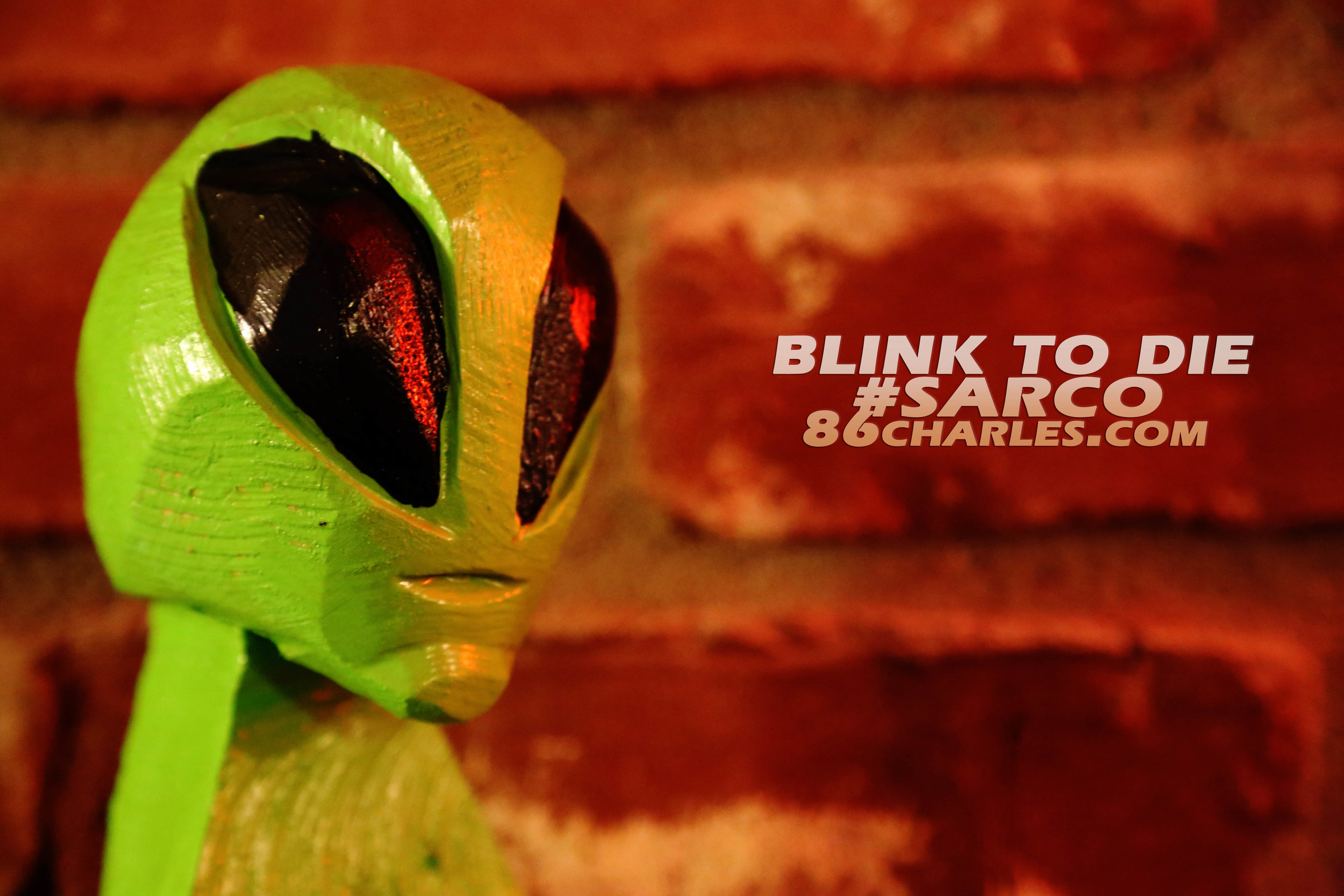 Blink to Die #Sarco