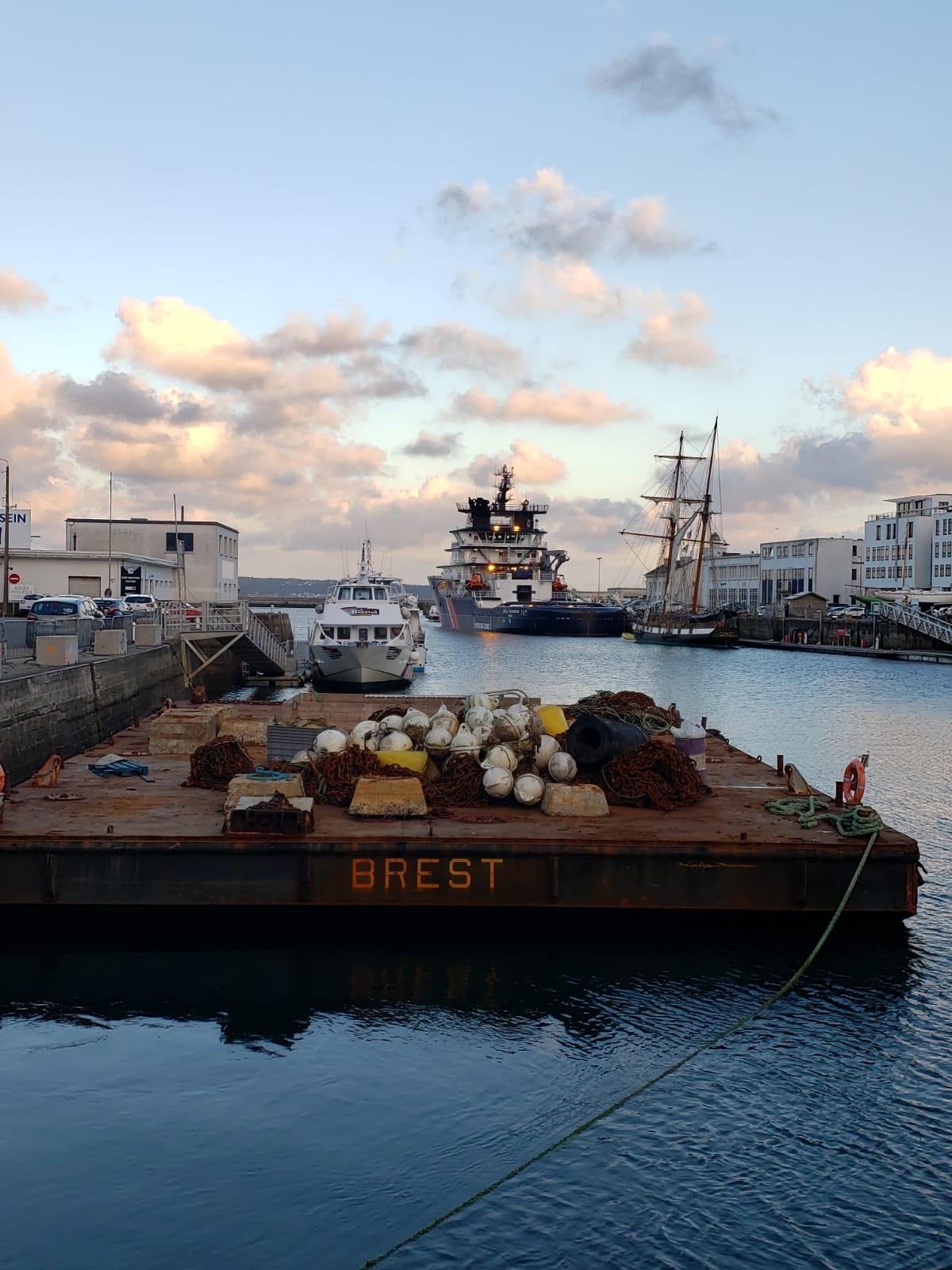 Future Ocean2 in Brest, France