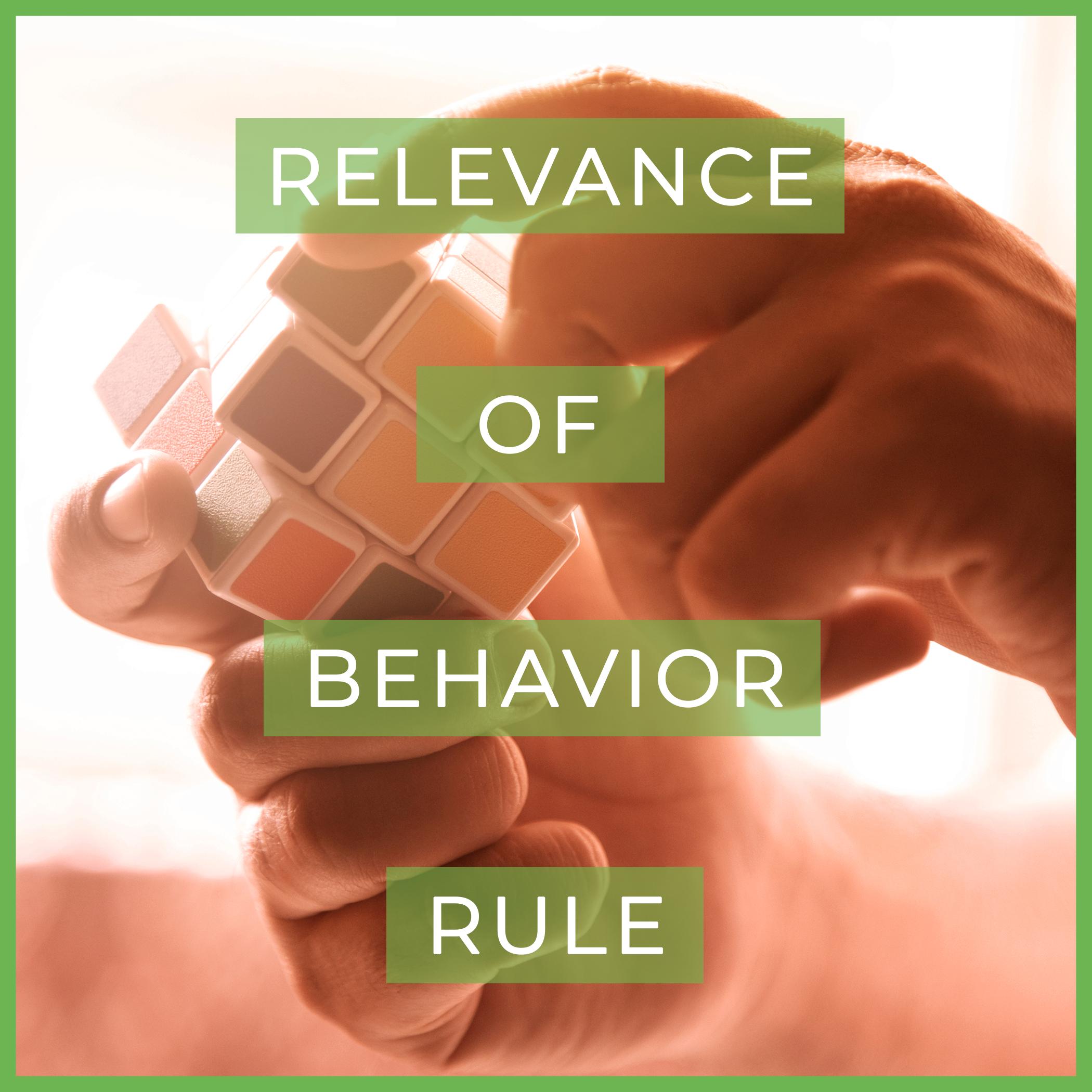 relevance of behavior rule.png