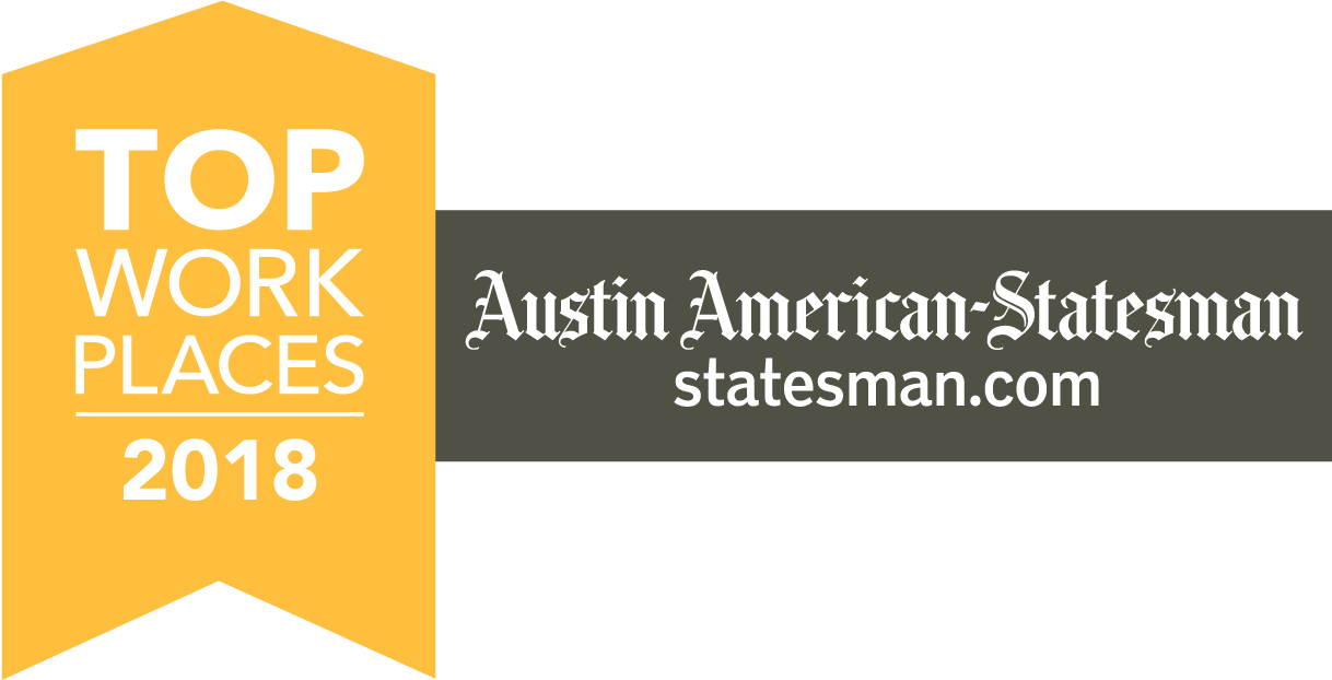 """Cultivate earns """"Top Austin Work Place"""" for 2018!"""