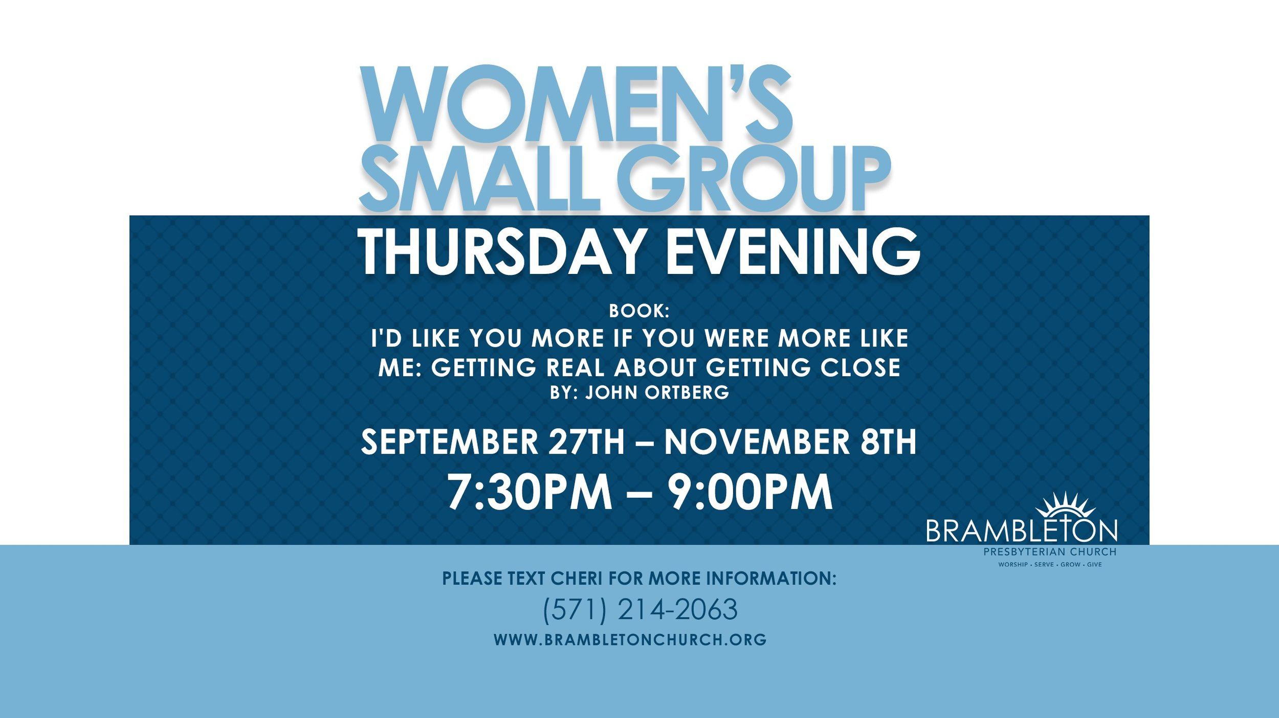 Womens Thursday Evening Samall Group.jpg