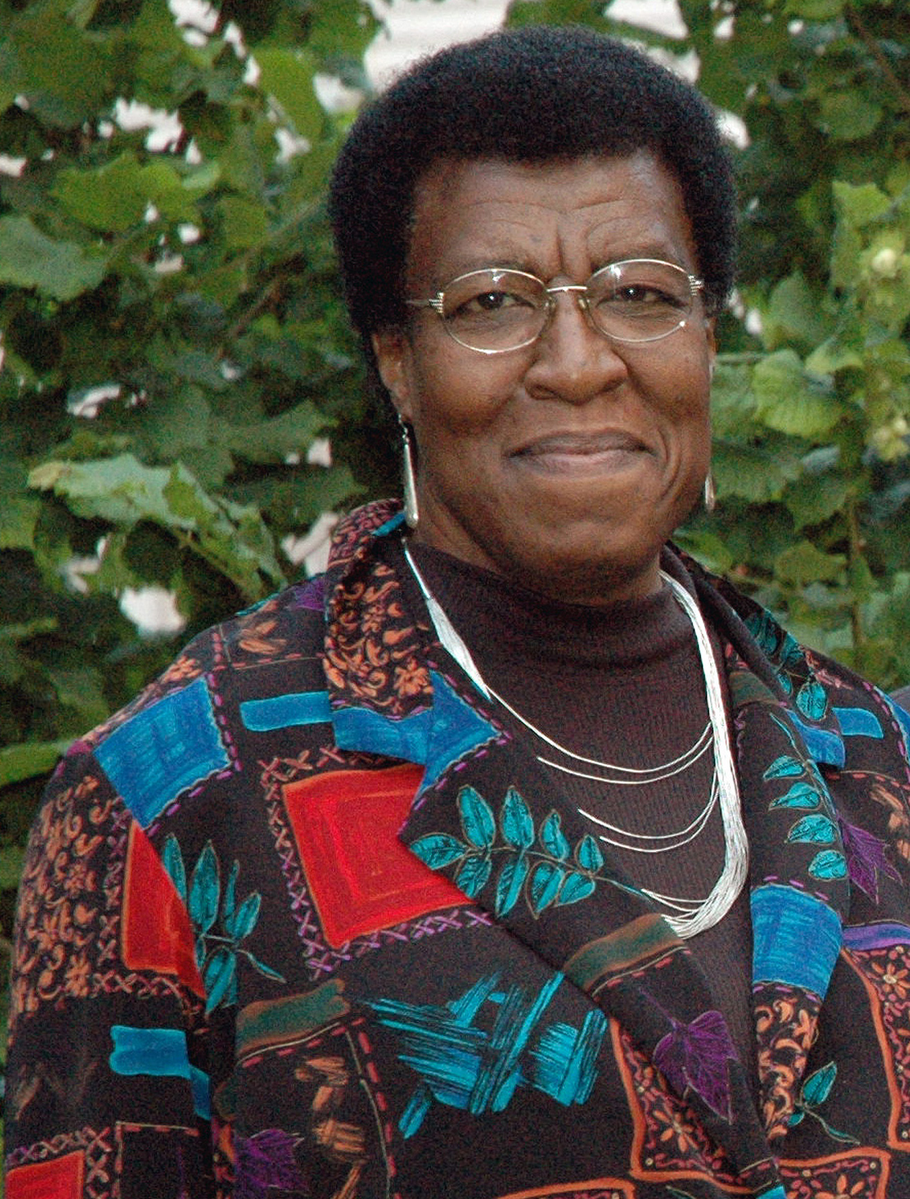 Octavia Butler, photo credit Leslie Howle