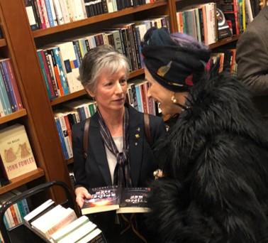 New Dominion Bookshop, Charlottesville, VA with Beatrix Ost