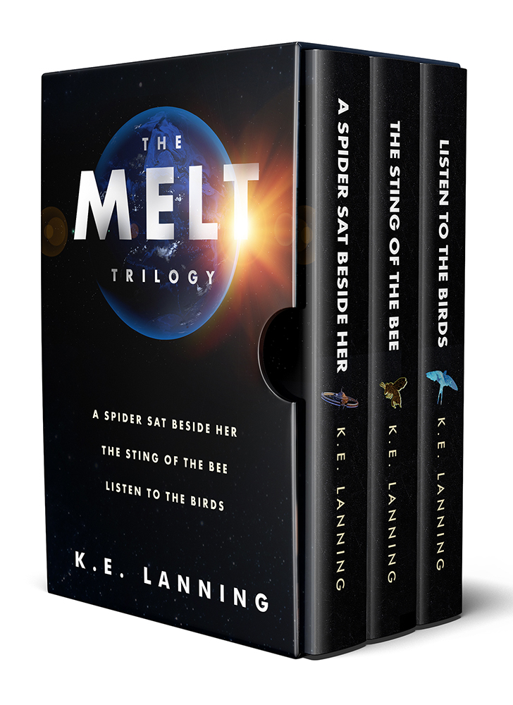 The Entire Melt Trilogy Kindle eBook      The Entire Melt Trilogy ePub & Apple