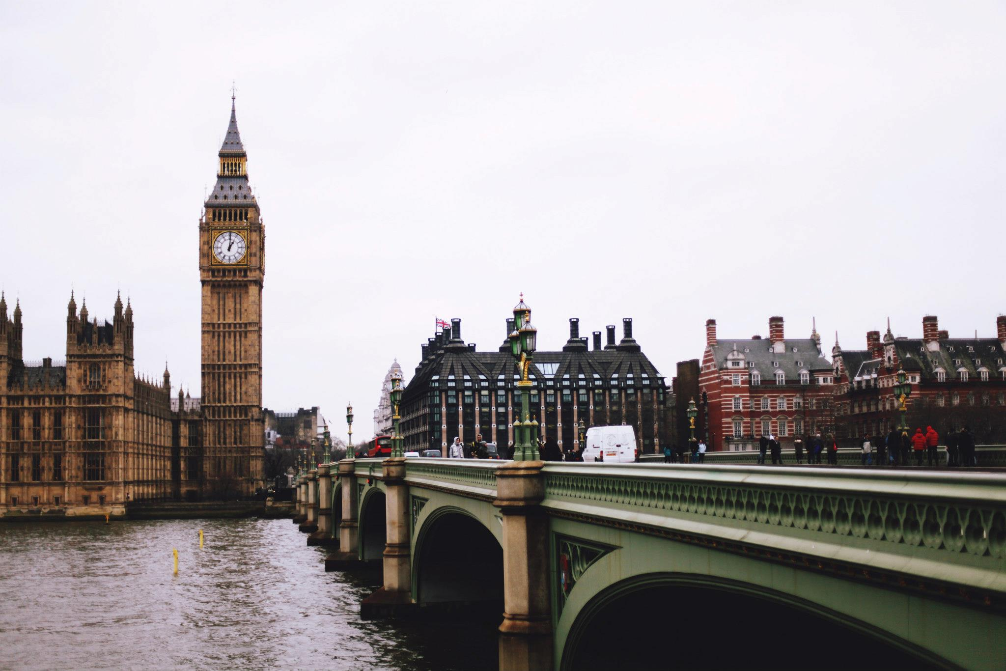 London, England, January 2013