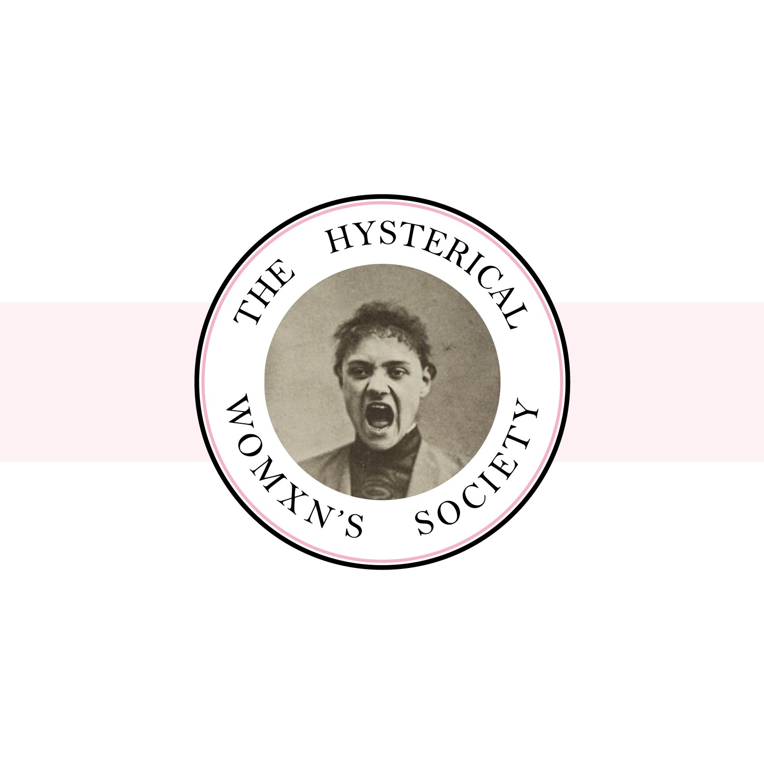 THe Hysterical Womxns society - Logo DesignWebsite DesignMerchandise DesignSocial Media Content CreationProjected Presentation Design