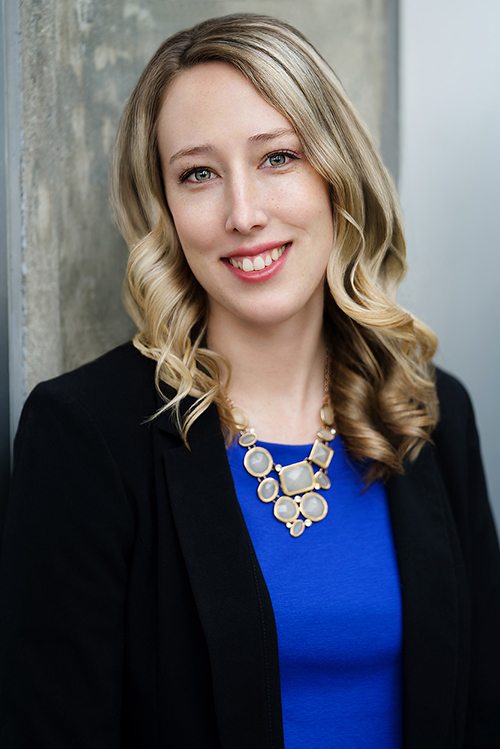 Caitlin Birkenbuel, Business Development Manager