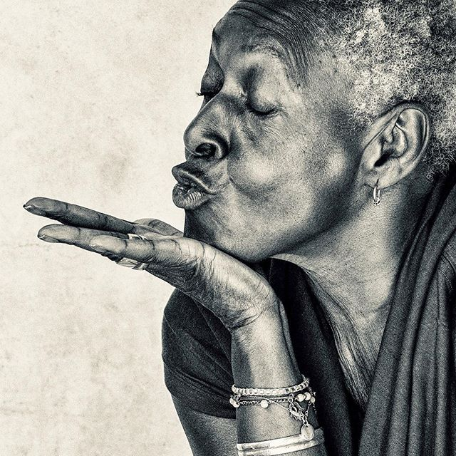 The inimitable @bethannhardison. So proud and in awe of this beautiful soul that the Universe has blessed us with. A powerful woman of great wisdom, compassion and courage.